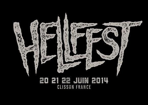 Logo Hellfest 2014