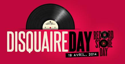disquaire day 2014