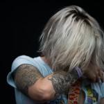 Brody Dalle - Rock en seine 2014 © VICTOR PICON