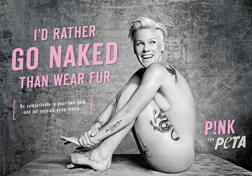 Pink PETA