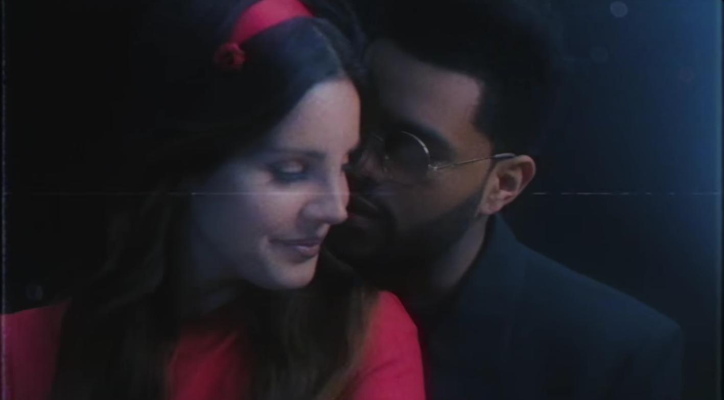 Lana Del Rey, The Weeknd 2016