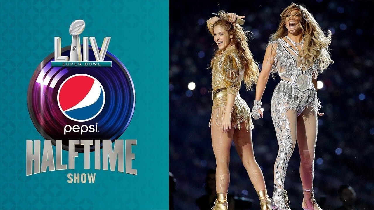 Jennifer Lopez Shakira 2020