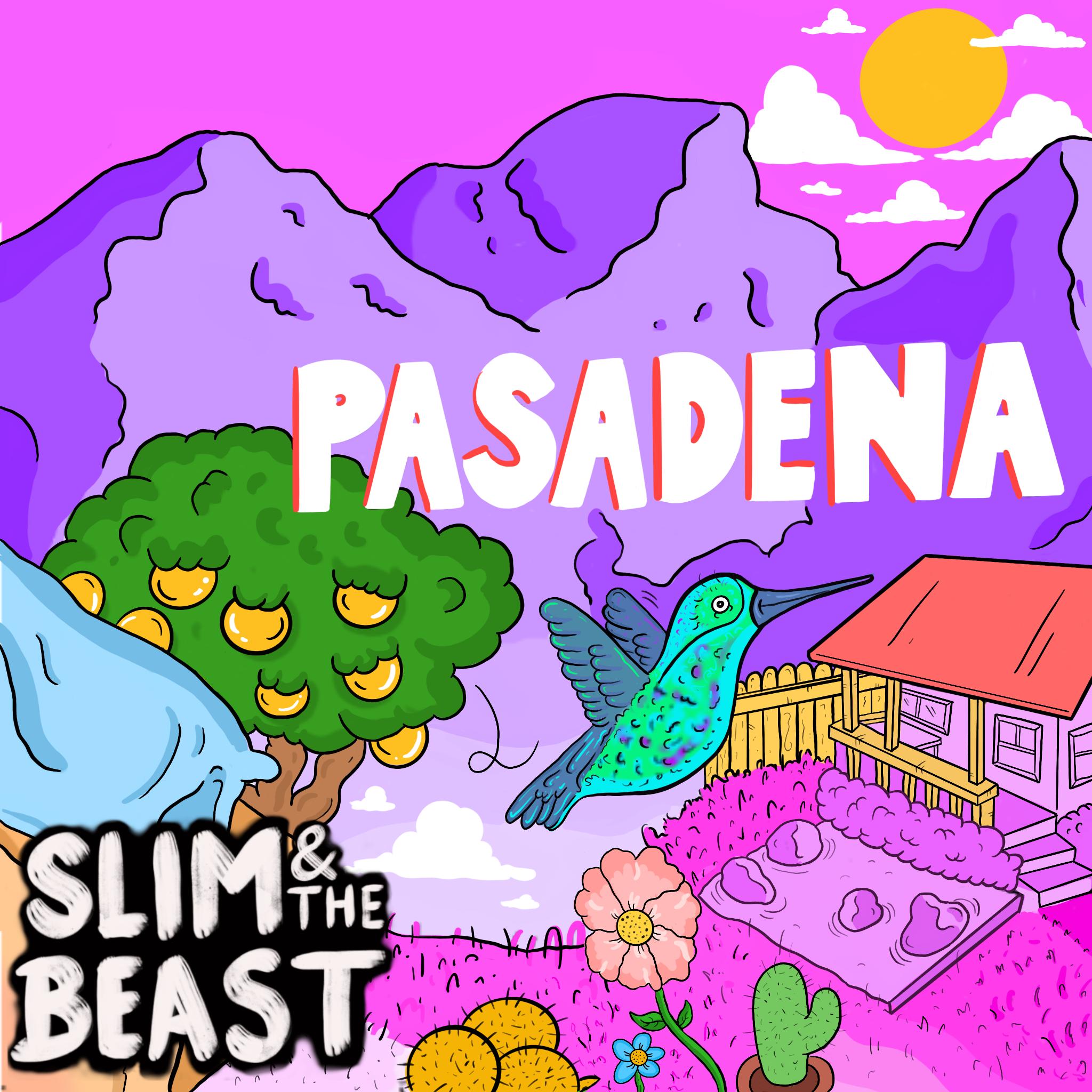 slim and the beast pasadena